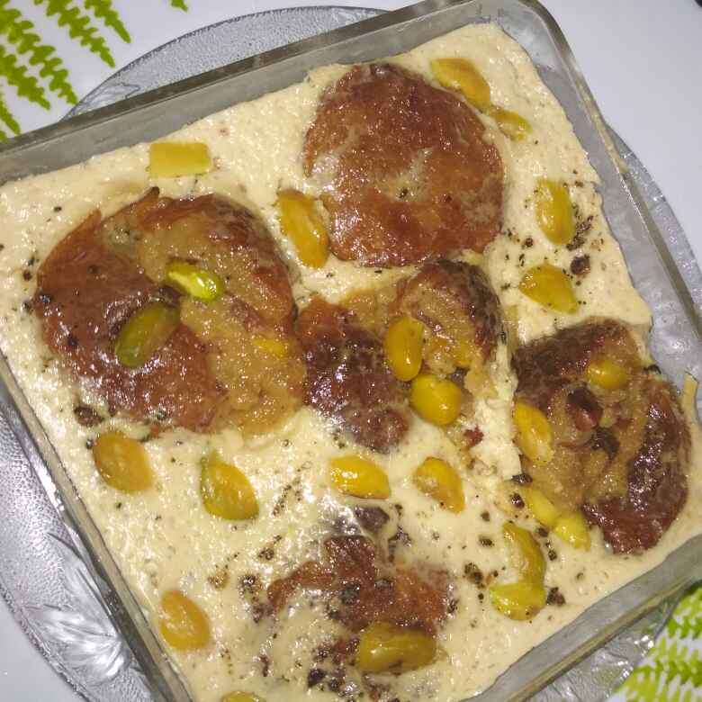 Photo of Dry fruits stuffed rash kadambo pudding by Umasri Bhattacharjee at BetterButter