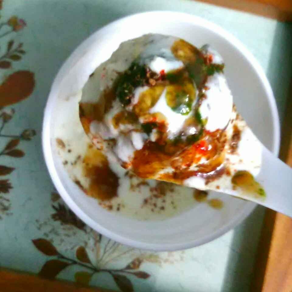 How to make Bread dahi bada