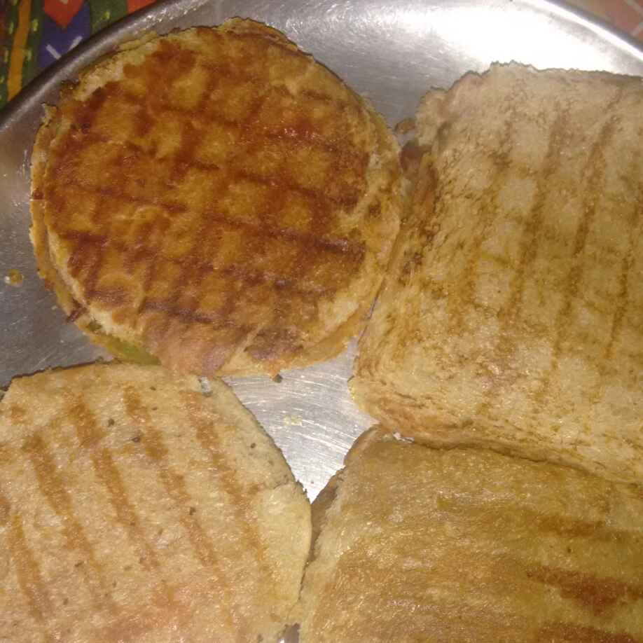 How to make Grilled masala sandwich
