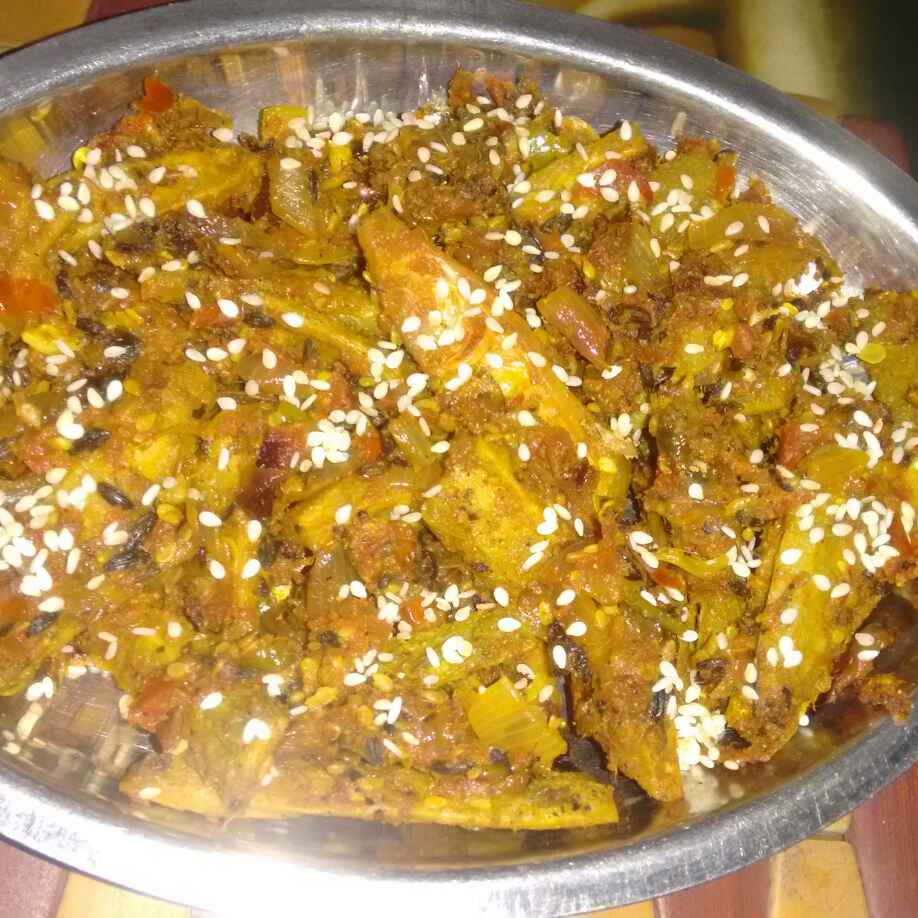 Photo of Til waale tangy karele by Urmila Agarwal at BetterButter