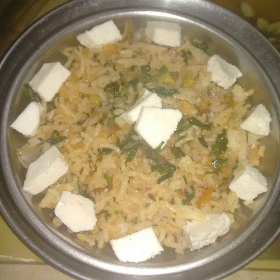 Photo of Methi ka pulao  by Urmila Agarwal at BetterButter