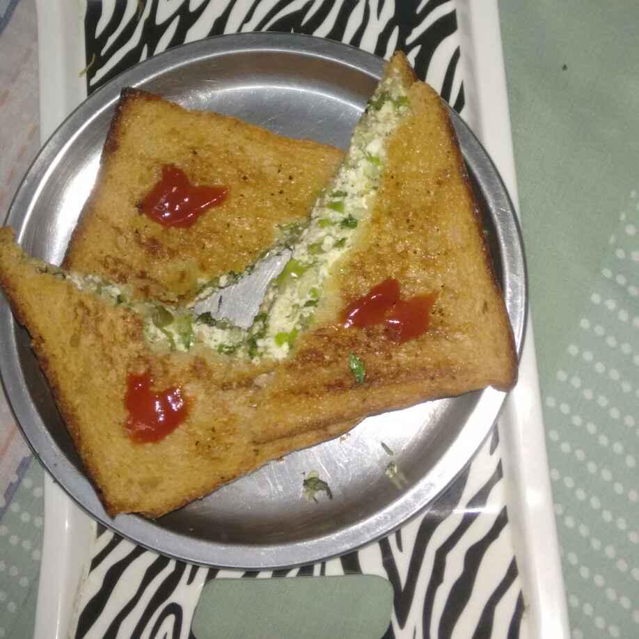 Photo of Vegetable sandwich  by Urmila Agarwal at BetterButter