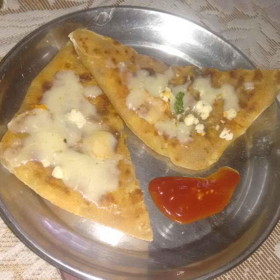 Photo of Cheese parantha by Urmila Agarwal at BetterButter