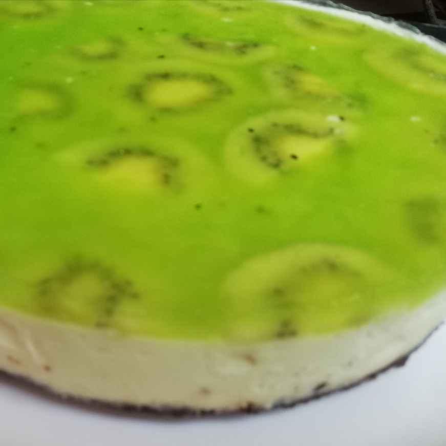How to make કીવી ચીઝ કેક