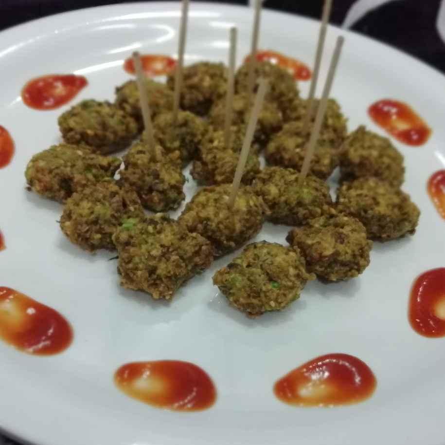 Photo of Green chana kabab by Urvashi Belani at BetterButter