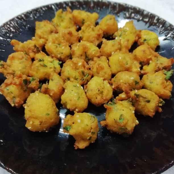 Photo of Sweet corn fritters by Urvashi Belani at BetterButter