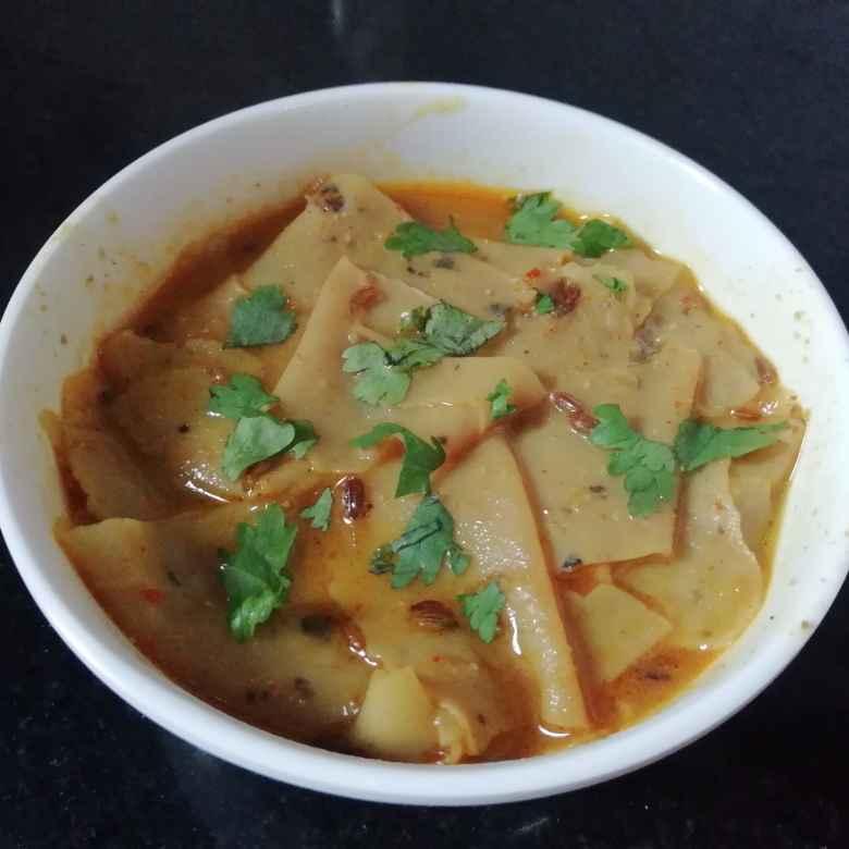 Photo of Papad veg by Urvashi Belani at BetterButter