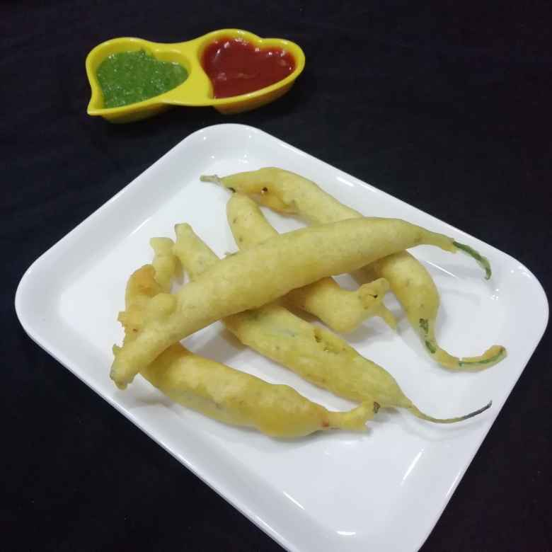 Photo of Green chilli fritters by Urvashi Belani at BetterButter