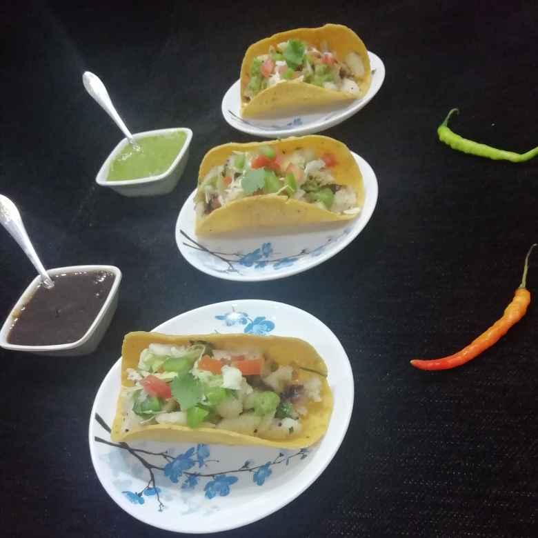 Photo of Idli sambher tacos by Urvashi Belani at BetterButter