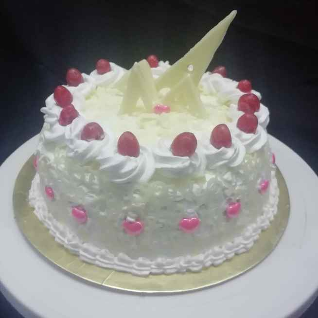 Photo of White Forest Cake by Urvashi Belani at BetterButter