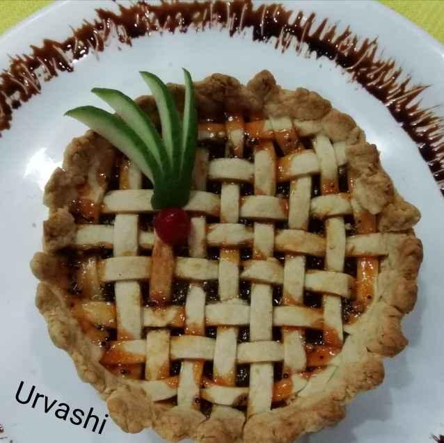 Photo of Row mango pie by Urvashi Belani at BetterButter