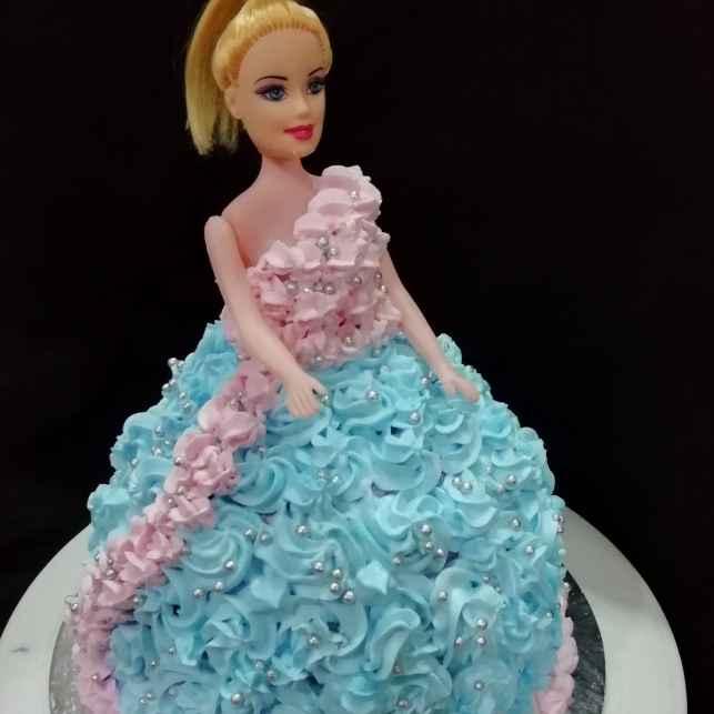 Photo of DOLL cake by Urvashi Belani at BetterButter