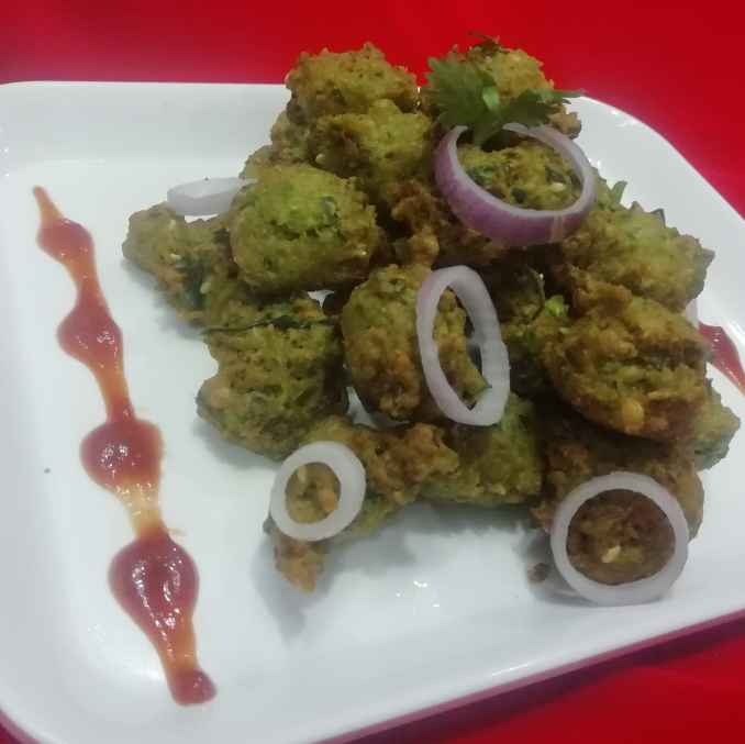 Photo of Green Chickpea Fritters by Urvashi Belani at BetterButter