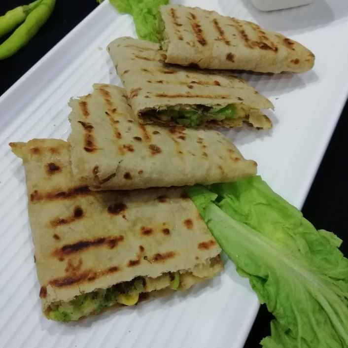 Photo of Veg quesadilla by Urvashi Belani at BetterButter