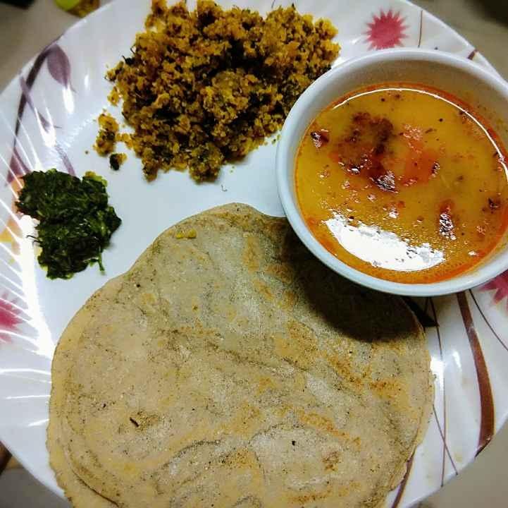 How to make ZUNKA BHAKRI