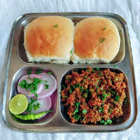 How to make KEEMA PAV