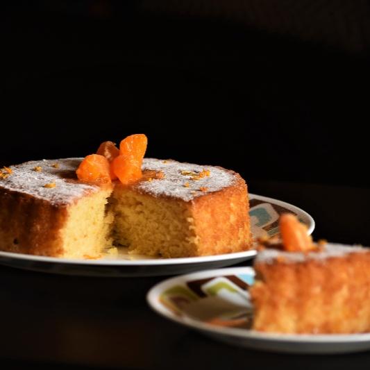 How to make Orange Yogurt Cake