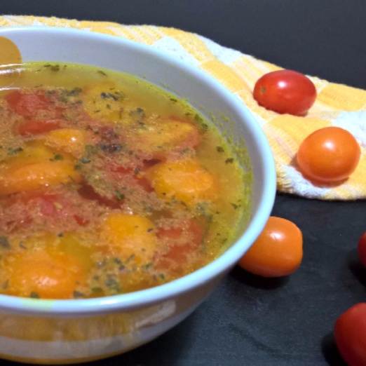 How to make Tomato Dal