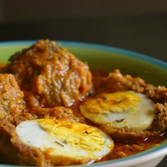 How to make Nargisi Kofta Curry