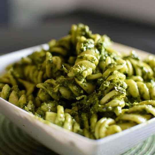 Photo of Kale Pesto Pasta by usashi mandal at BetterButter