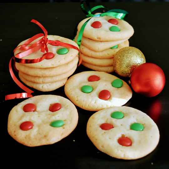 Photo of Christmas cookies by usashi mandal at BetterButter
