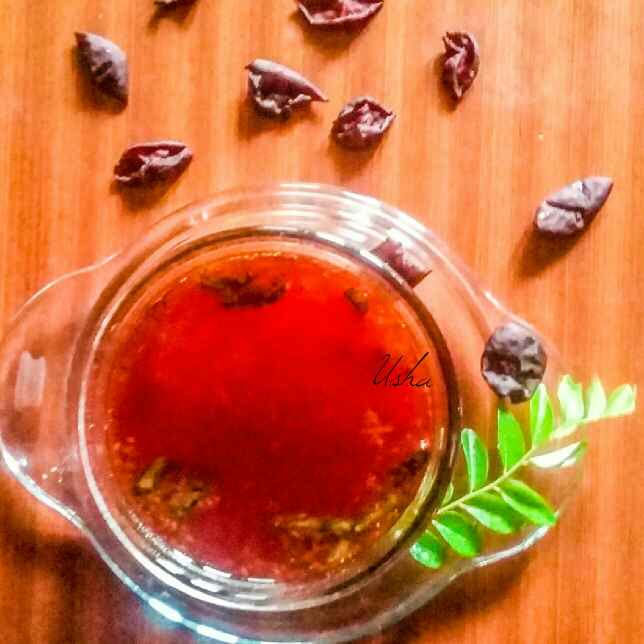 How to make KOKUM RASAM
