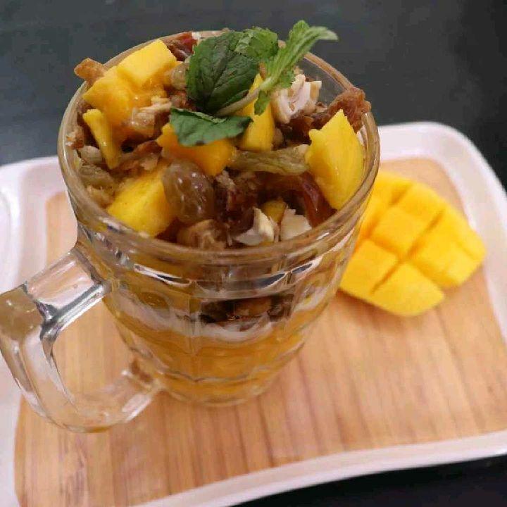 How to make Mango Treat
