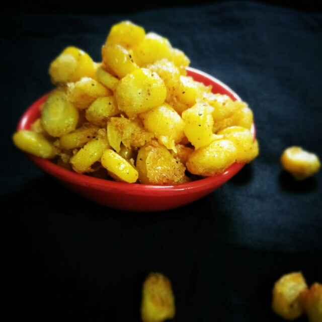 Photo of fried crispy corn by Usha Bohraa at BetterButter