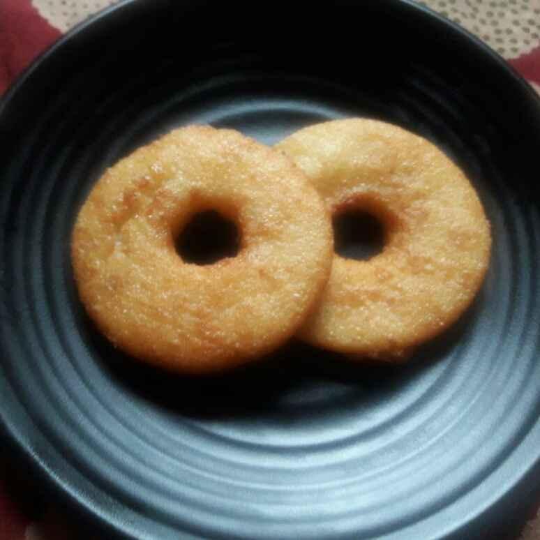 How to make रवा डोनट