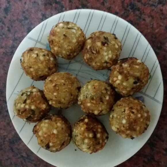 Photo of Banana Sabudana Wada by Usha Modi at BetterButter