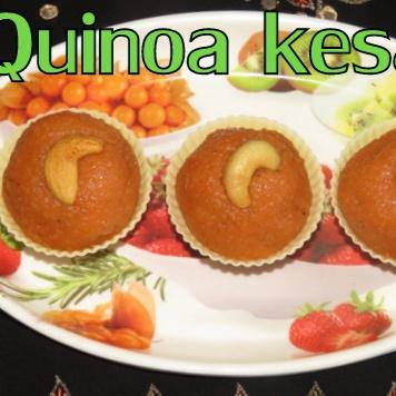 Photo of Quinoa Kesari by Usha Nayaka at BetterButter