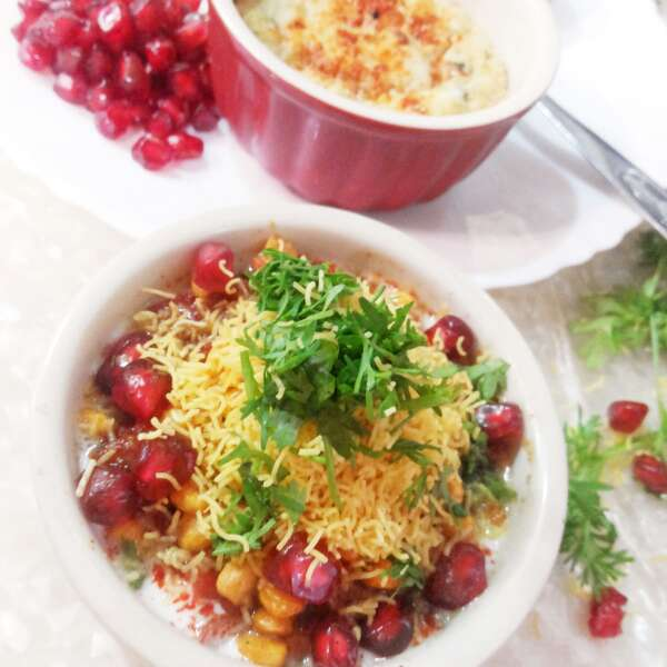 Photo of One Pot Baked Potato Paneer Chat by uzma shouab at BetterButter