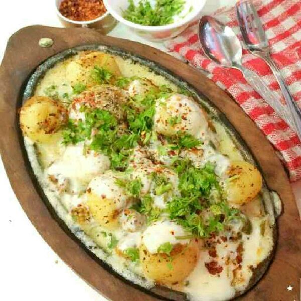 How to make Sizzler Baby Potatoes