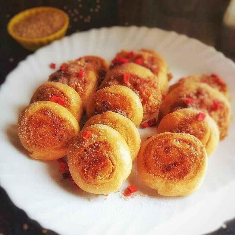 How to make Sweet Tahini Buns