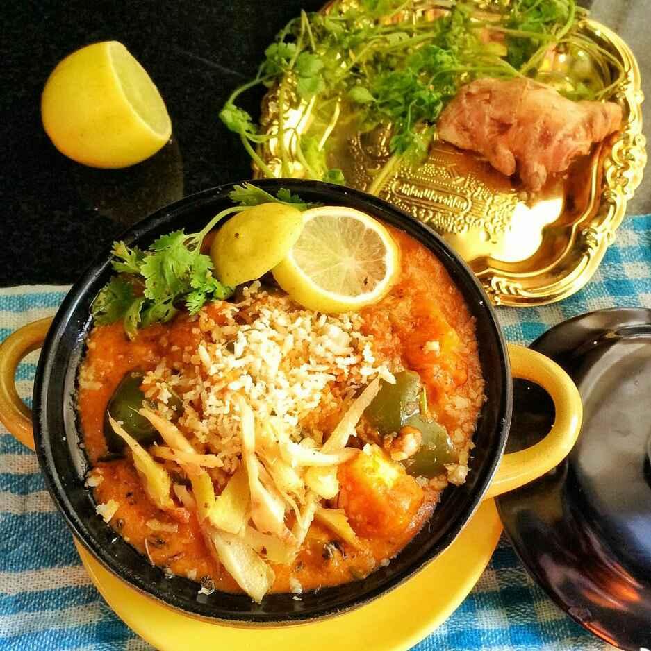 Photo of Shahi Veg Khoyawala with Soya flavour by uzma shouab at BetterButter