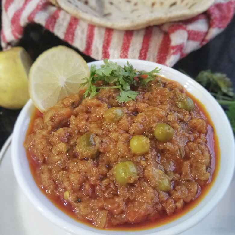 How to make Shalgum ka Bharta