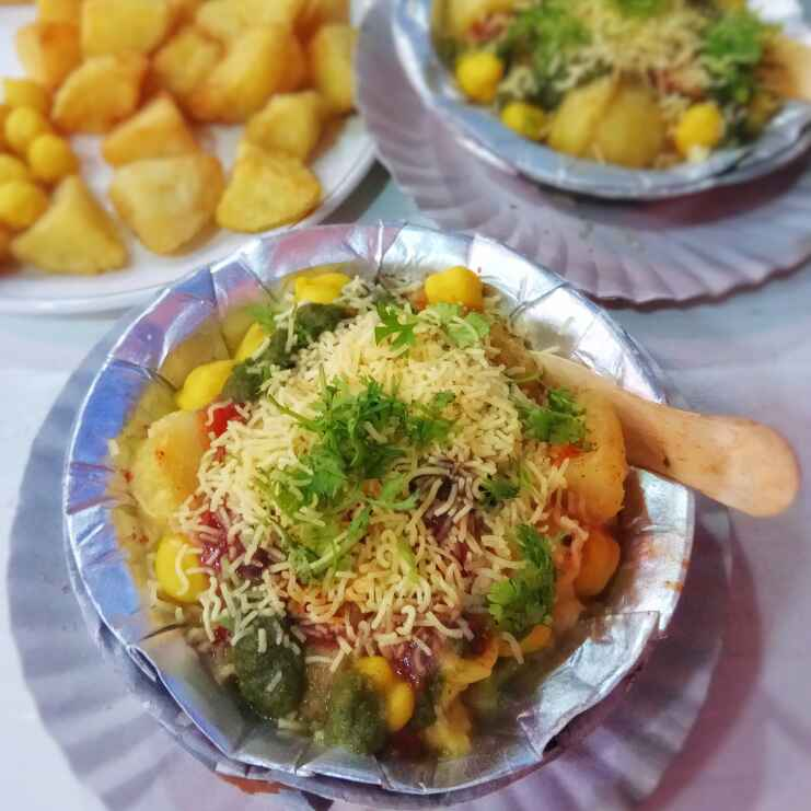 Photo of Chickpea and Potato Chat by uzma shouab at BetterButter