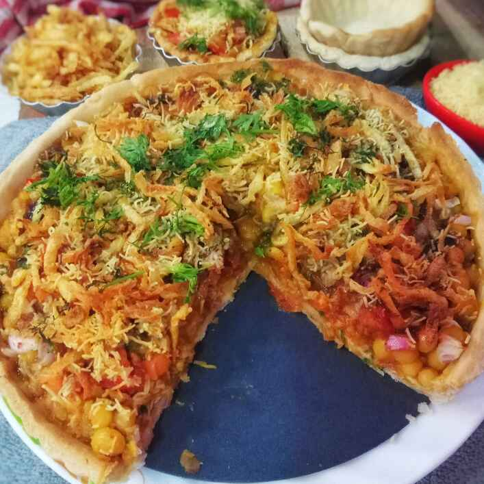 Photo of Ghughni Quiche by Uzma Khan at BetterButter