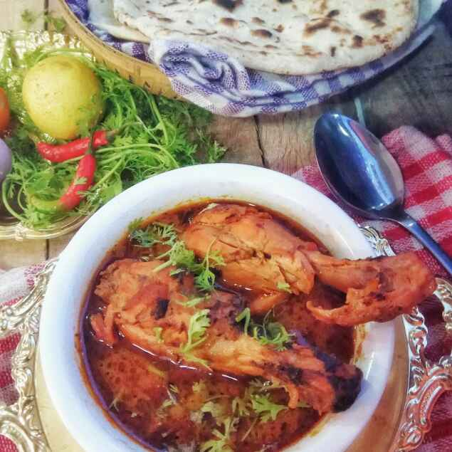 How to make Saoji Chicken Rassa(Nagpur Chicken Curry)