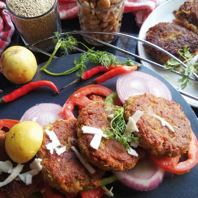 Photo of Protein Kabab by uzma shouab at BetterButter