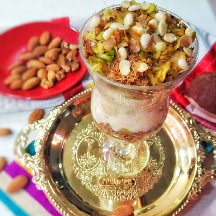 How to make Nazakat-e-khas Sevaiyan
