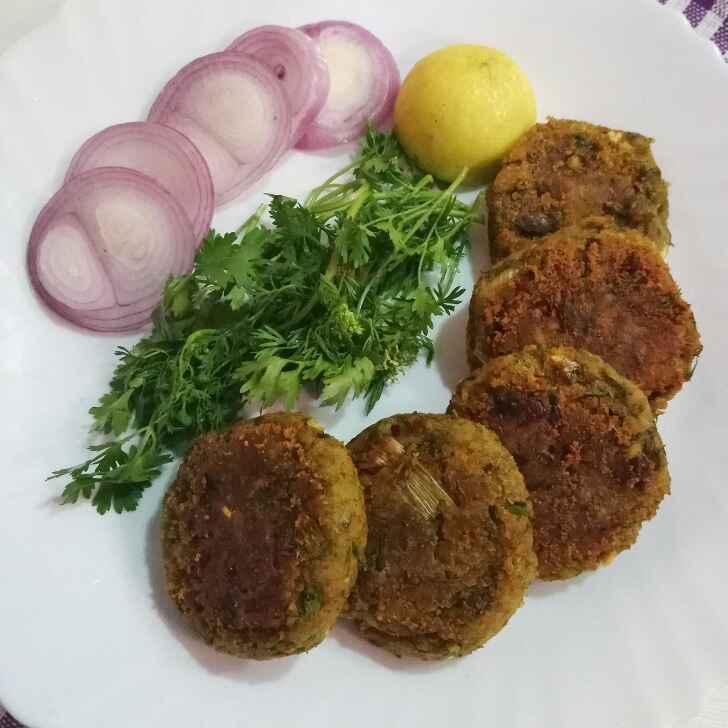 Photo of Leftover Roti and Makhane ke Kabab by uzma shouab at BetterButter