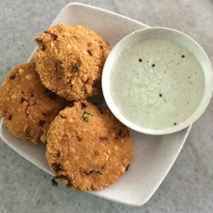 How to make Mixed Lentil Fritters