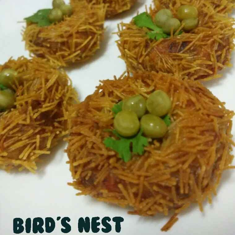 How to make Bird's Nest