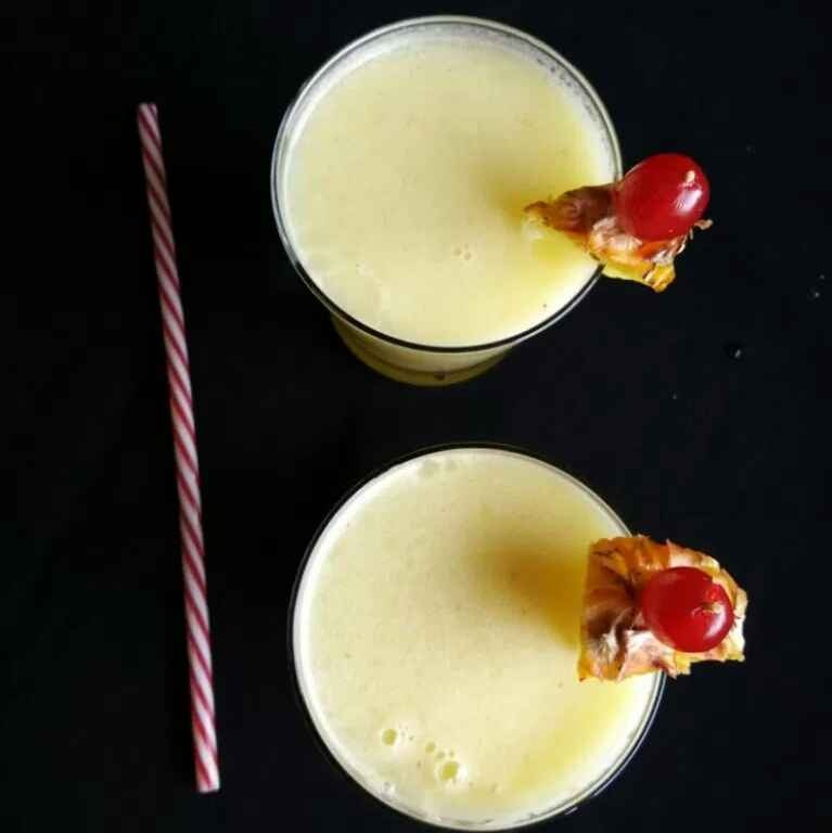How to make Virgin Pina Colada