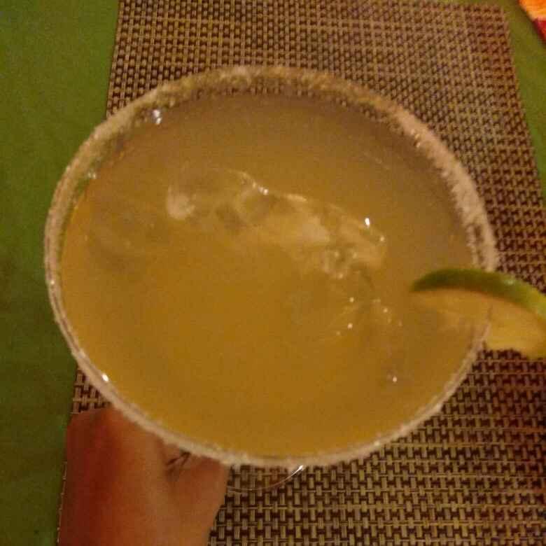 How to make Virgin Margarita