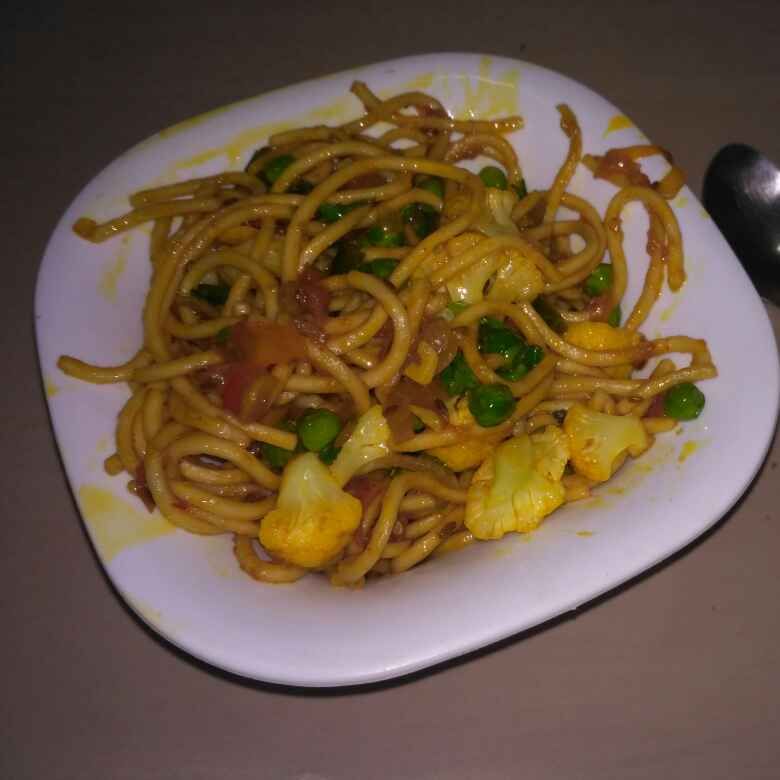 How to make Tadaka noodles