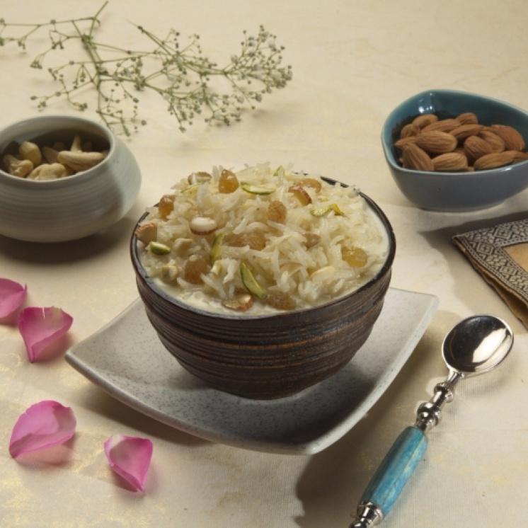 How to make Dry Fruit Rice Kheer