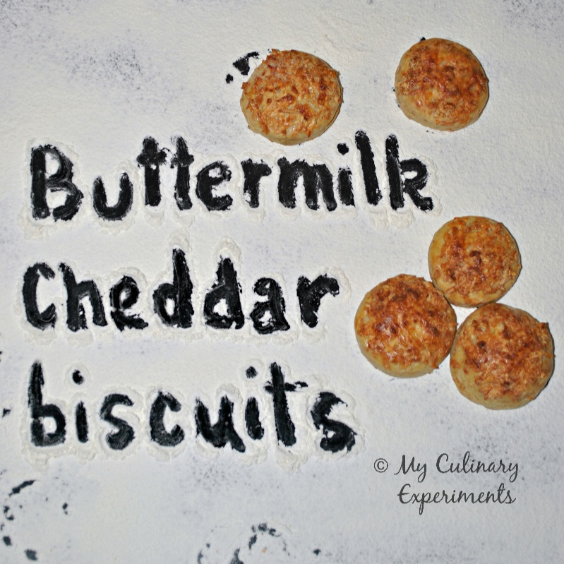 How to make Buttermilk Cheddar Biscuits