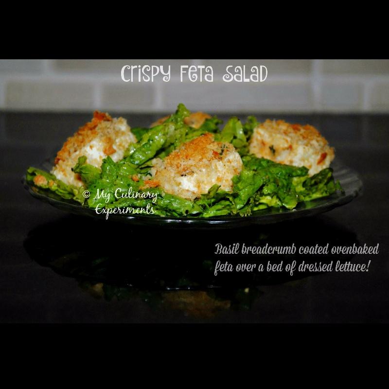Photo of Crispy Feta Salad by Vaishali Nagarajan at BetterButter